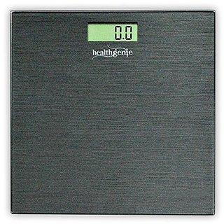 Healthgenie Digital Weighing Scale HD-221 Dark Grey