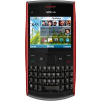 Nokia X2-01 Mobile Phone Housing Body Panel (Red) [CLONE]