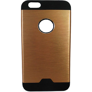 I Phone 6/6s Motomo Style s Golden Back cover by psychovest