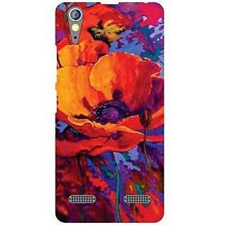 Lenovo A6000 Colorful Flower
