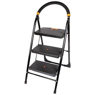 Cipla Plast Folding Ladder With Wide Steps
