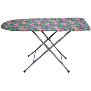 Saturn Green Wooden Ironing Table