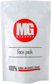 Mahagro 100 Organic Face Pack- 100gms