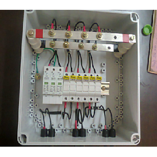 Solar Combiner Box 3IN 1OUT