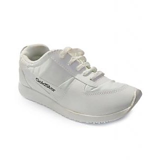 f0cae6398d0 Goldstar White Running Sport Shoes Orignal Nepal
