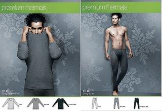 Combo Of Chromozome Premium Ultra Soft Thermal Inner & Trouser