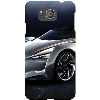 Samsung Galaxy Alpha G 850 Automobile