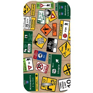 Micromax A 117 Different Signs