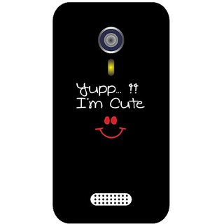 Micromax A 116 I am Cute