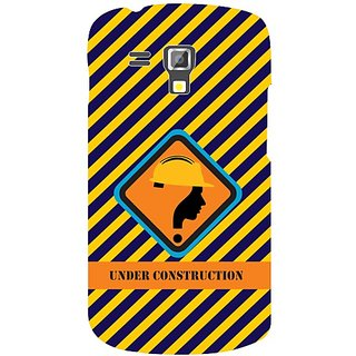 Samsung Galaxy S Duos 7582 Under Construction