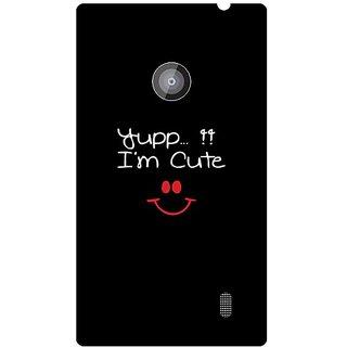 Nokia Lumia 520 I am Cute