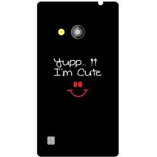 Nokia Lumia 720 I am Cute