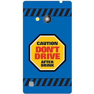 Nokia Lumia 720 Dont Drive After Drink