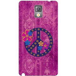 Samsung Galaxy Note 3 Purple Color