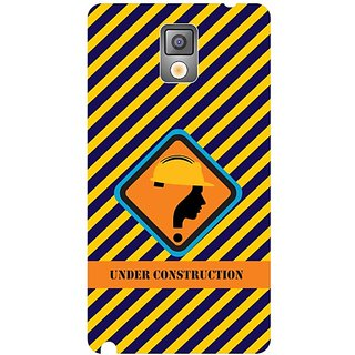 Samsung Galaxy Note 3 Under Construction