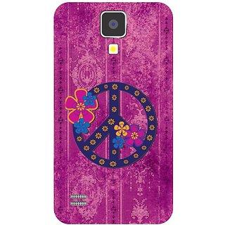Samsung Galaxy S4 Purple Color