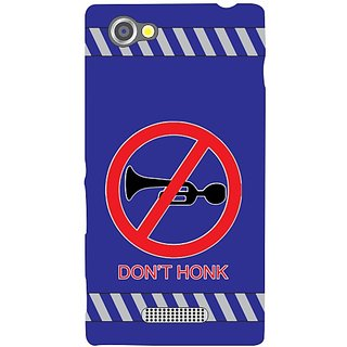 Sony Xperia M Dont Honk