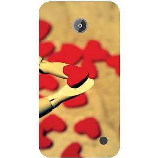 Nokia Lumia 630 Multi Hearts