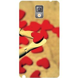Samsung Galaxy Note 3 Multi Hearts