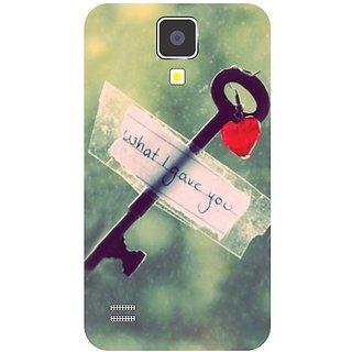 Samsung Galaxy S4 Key