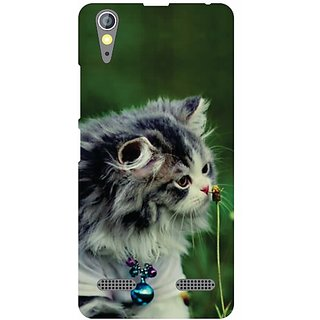 Lenovo A6000 Plus Cute Cat