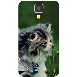 Samsung Galaxy S4 Cute Cat