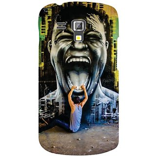Samsung Galaxy S Duos 7562 Big Mouth