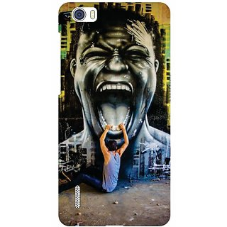 Huawei Honor 6 H60-L04 Big Mouth
