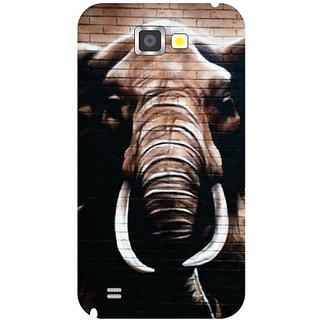 Samsung Galaxy Note 2 Elephant