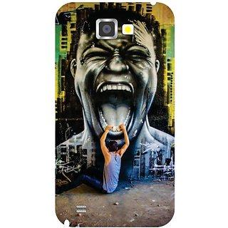 Samsung Galaxy Note 2 Big Mouth