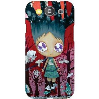 Samsung Galaxy S3 Neo Pretty Girl