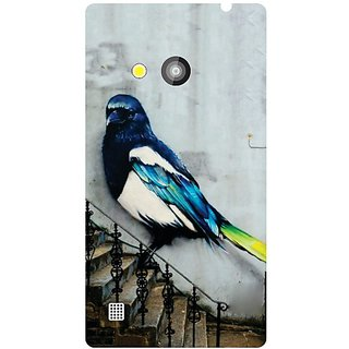 Nokia Lumia 720 Bird Love