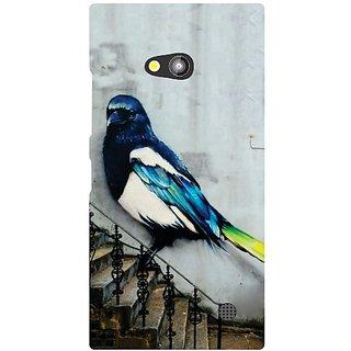 Nokia Lumia 730 Bird Love