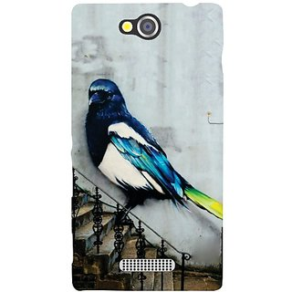 Sony Xperia C Bird Love