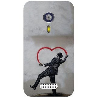 Micromax A 116 Heart Shaped
