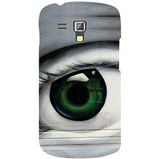 Samsung Galaxy S Duos 7562 Staring