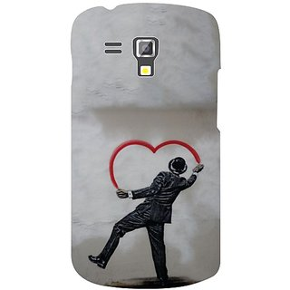 Samsung Galaxy S Duos 7562 Heart Shaped