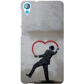 HTC Desire 820 Heart Shaped