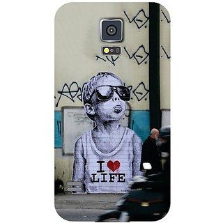 Samsung Galaxy S5 I Love Life