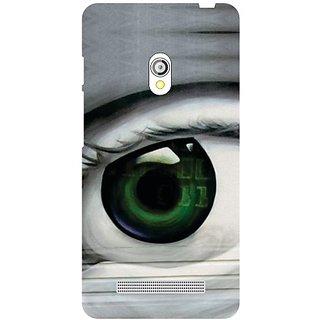 Asus Zenfone 5 Staring
