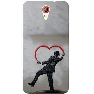 HTC Desire 620 Heart Shaped