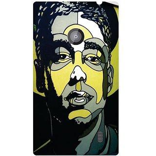 Nokia Lumia 520 Funky Man