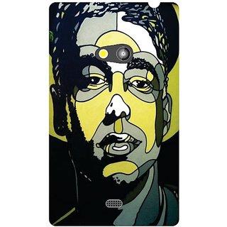 Nokia Lumia 625 Funky Man