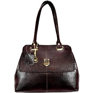 Moochies maroon Genuine Leather Purse