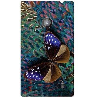 Nokia Lumia 520 Butterfly