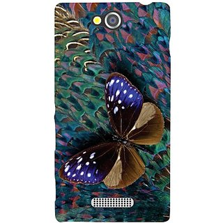 Sony Xperia C Butterfly