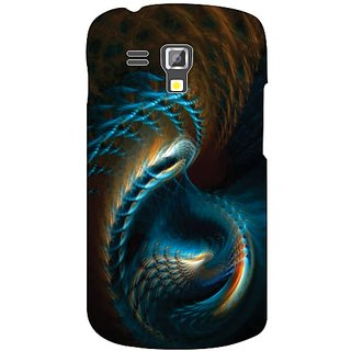 Samsung Galaxy S Duos 7562 Dashing