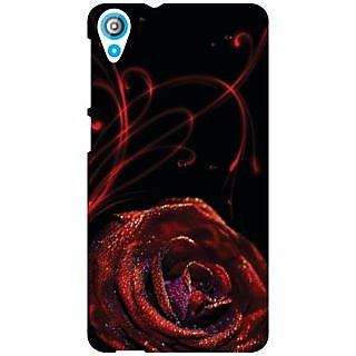 HTC Desire 820 Q Red Rose
