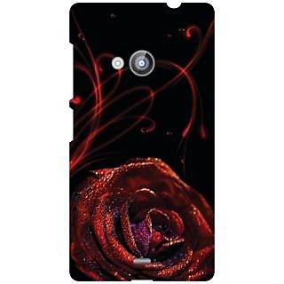 Nokia Lumia 535 Red Rose