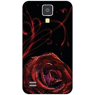 Samsung Galaxy S4 Red Rose